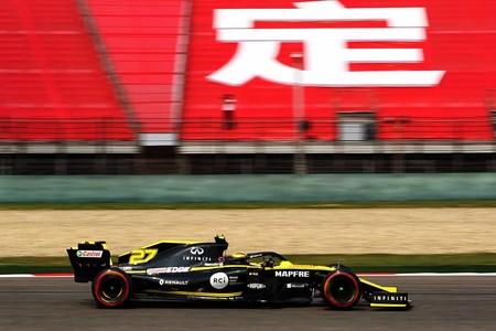 Nico Hulkenberg China Formula1 2019