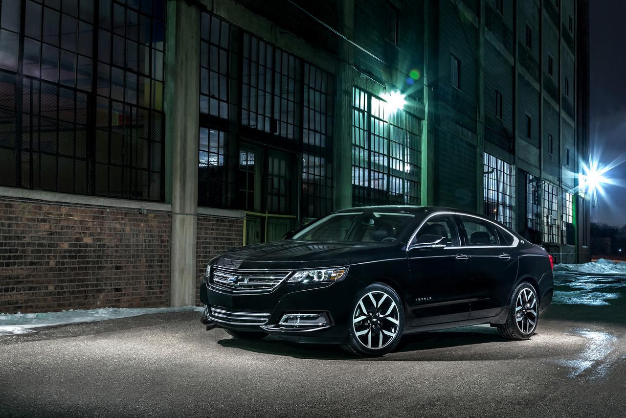 Foto de Chevrolet Impala Midnight Edition (1/4)