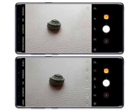 Samsung Interfaz