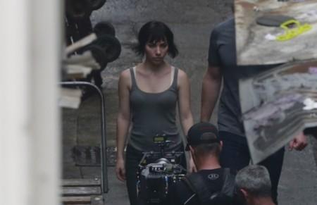 'Ghost in the Shell', nuevas fotografías de la polémica adaptación con Scarlett Johansson