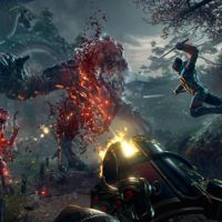 Sablazos y tiroteos en el nuevo y frenético gameplay de 12 minutos de Shadow Warrior 2
