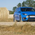 Dolorpasion™: Cuando compras un Focus RS para jugar con el modo drift y resulta que no es fácil