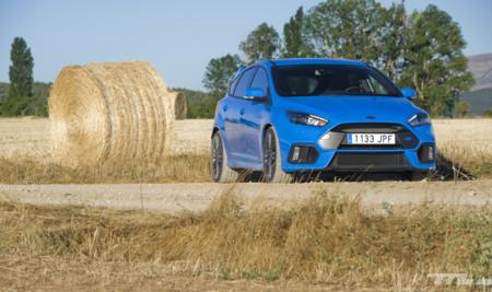 Ford Focus RS Prueba