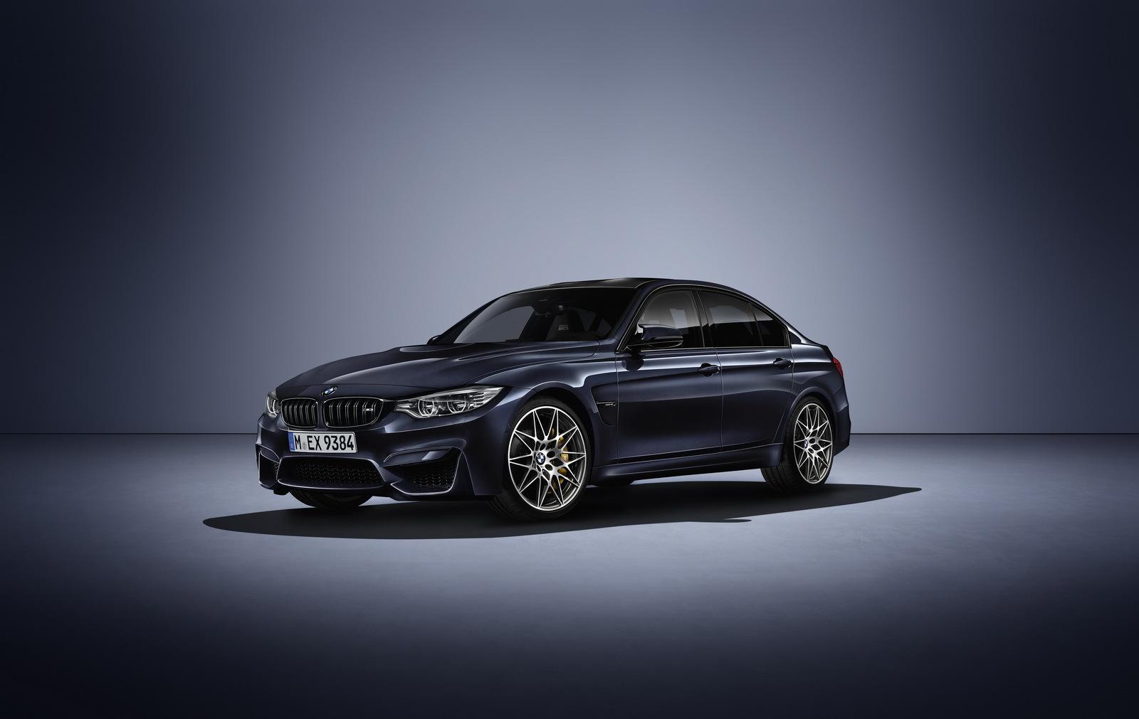 Foto de BMW M3 '30 years M3' (1/13)