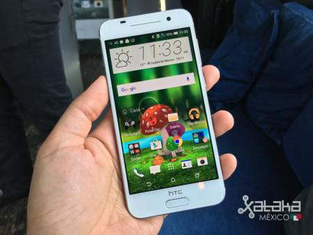 HTC One A9, primeras impresiones