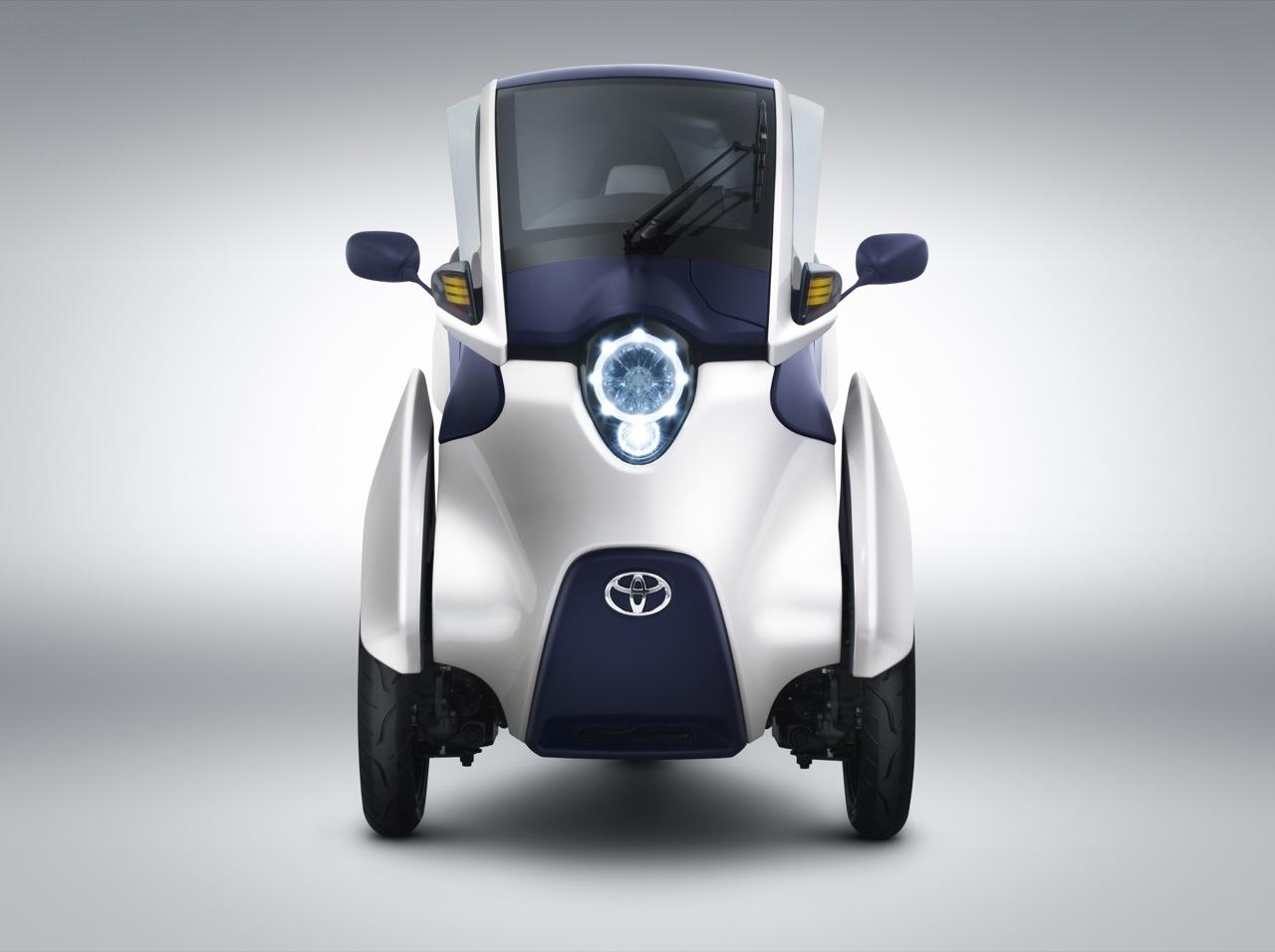 Galería Toyota i-Road