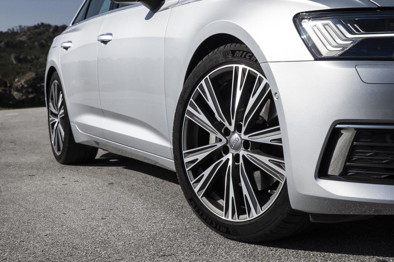 Foto de Audi A6 2018, toma de contacto (61/118)