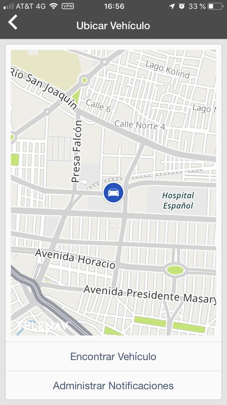 Localizacion De Vehiculo