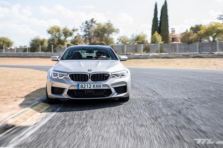 BMW M5 2018 frontal
