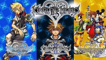 Tráiler de Kingdom Hearts HD 2.5 ReMIX de la Jump Festa