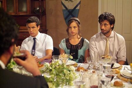 Aitor Sara Y Lucas En Los Hombres De Paco