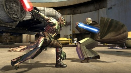 Star Wars: The Force Unleashed llegará a Mac OS X