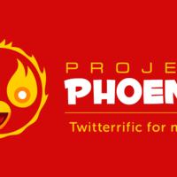Project Phoenix: los creadores de Twitterrific quieren hacer un nuevo cliente de Twitter