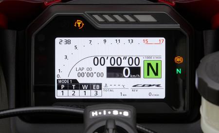 Honda Cbr600rr Serie Carreras 2021 1