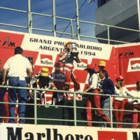 GP Argentina 1994: cuando Jorge Martínez «Aspar» desafió a Yamaha para ganar por última vez