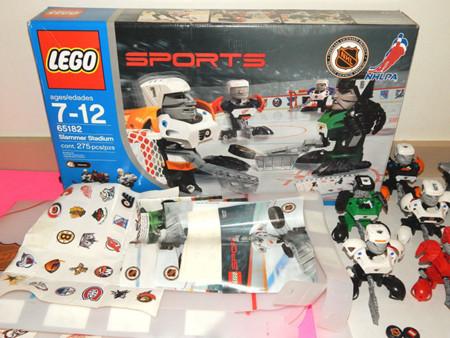 Lego Hockey 1