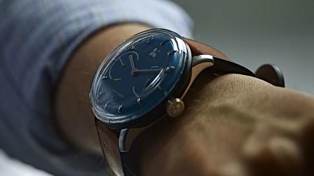 Así es Sequent, el reloj inteligente al que nunca vas a tener que recargarle la batería