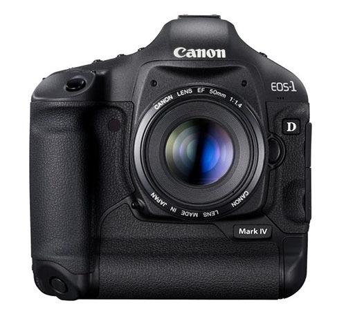 Canon1DMarkIV,yaesrealidad:todosobrelaCanon1DMarkIV