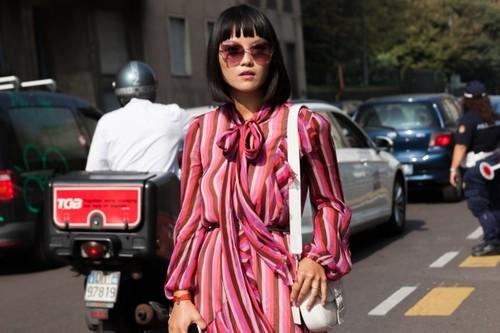 El toque divertido de Milán en el streetstyle no lo tiene ninguna otra semana de la moda