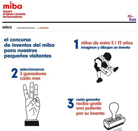 El Museo de las ideas y de los inventos de Barcelona organiza un concurso para niños y patenta los inventos con más futuro