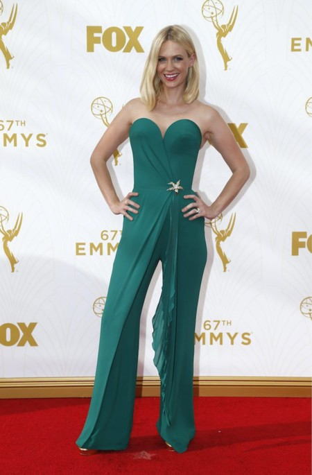 January Jones Emmys 2015 2