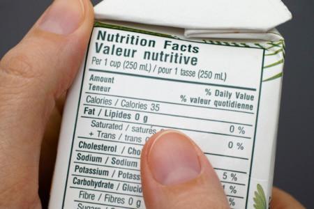 Cuenta calorias de los alimentos