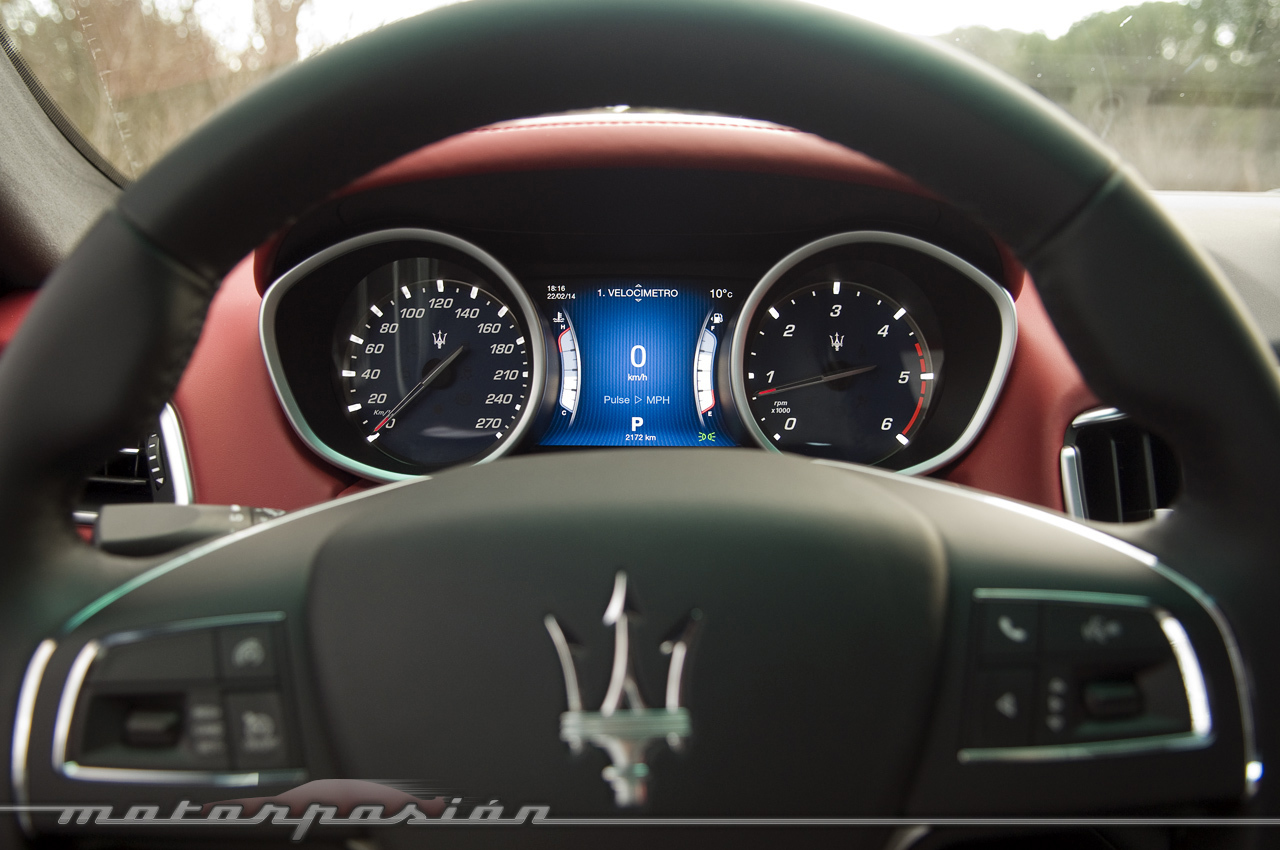Foto de Maserati Ghibli Diésel (prueba) (35/42)