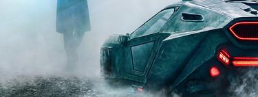Coches futuristas con los que hemos soñado y que el cine ha hecho posible: 'Blade Runner', 'La Naranja Mecánica'...