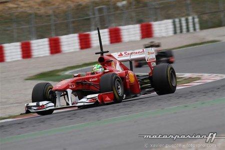 Ferrari felicita a Felipe Massa por su cumpleaños