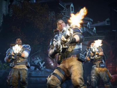 Ve liberando espacio en tu disco duro: ya puedes pre-descargar 'Gears of War 4' y esto es lo que ocupa