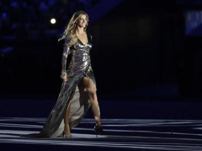 Gisele Bündchen vuelve a desfilar en los Juegos Olímpicos de Río de Janeiro después de su retirada definitiva. ¡El motivo es más que justificable!