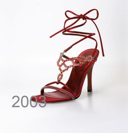 Ruby Shoe 2003