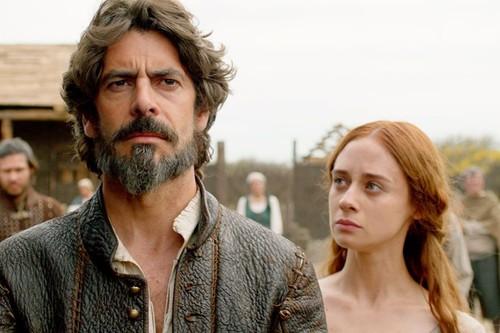 'Inés del Alma mía': una apasionante serie histórica en Amazon con un brillante dúo protagonista