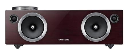 Samsung DA-E750 en color madera