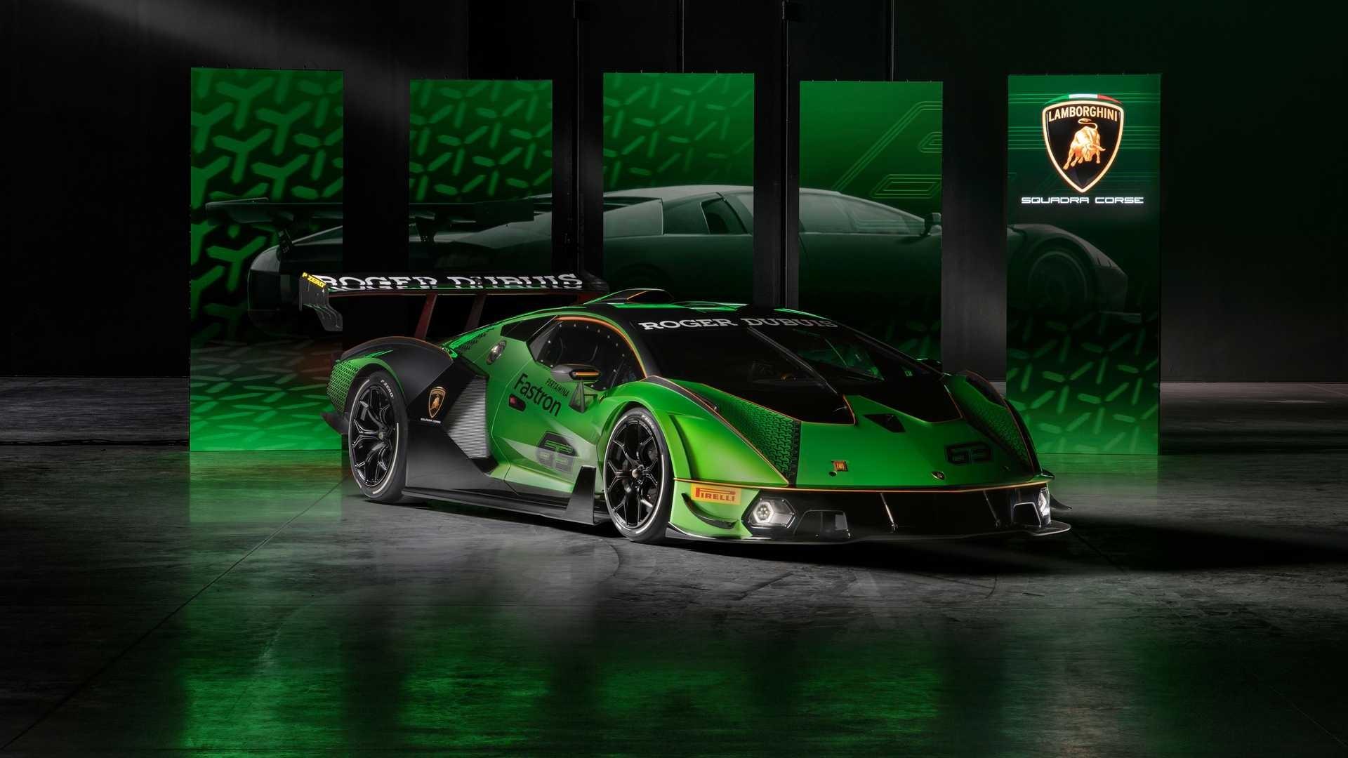 Foto de Lamborghini Essenza SCV12 (3/15)