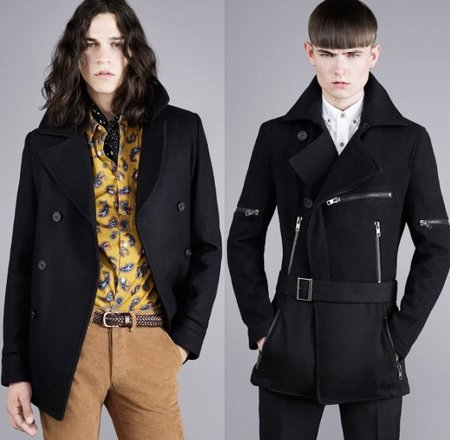 topman peacoat project