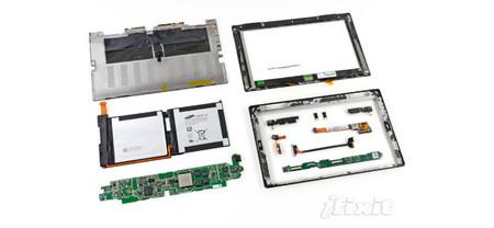 iFixit destripa Microsoft Surface