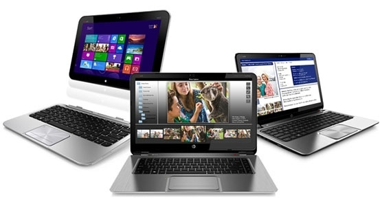 Windows 8 en tablets de HP