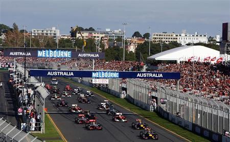 GP Australia Fórmula 1 2012: cómo verlo por televisión