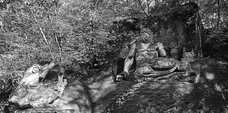 Parque de los monstruos Bomarzo
