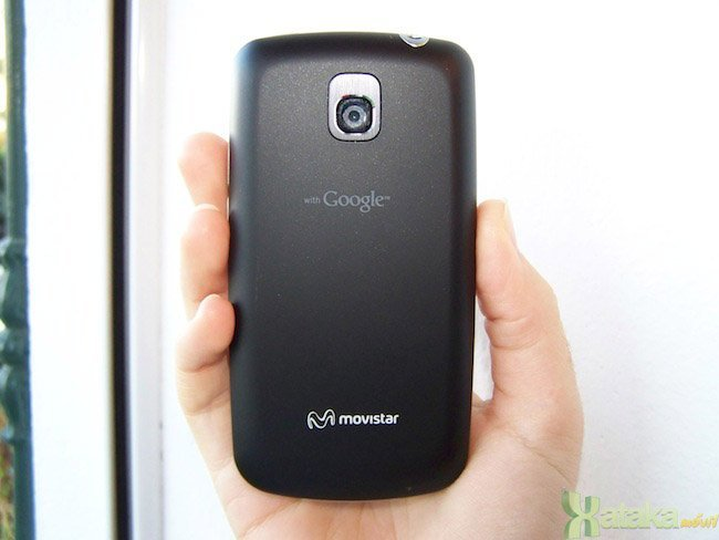 LG Optimus One con Android en Movistar