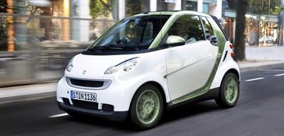 Daimler confirma las versiones eléctricas del Smart ForFour y el Smart ForTwo