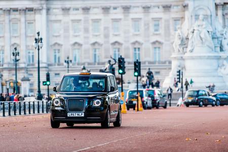 LEVC TX, el taxi londinense eléctrico que quiere sumarse a la flota madrileña