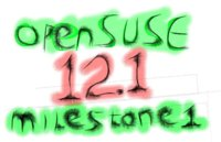 OpenSUSE 12.1 Milestone 1 liberada