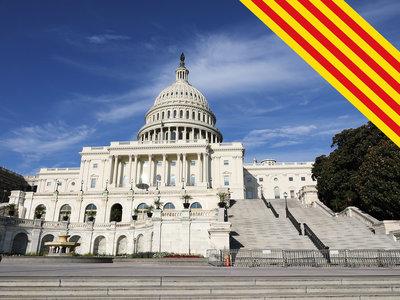 El Senado de EE. UU. pregunta a Twitter, Facebook y Google por interferencias rusas en Cataluña