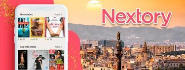 Probamos Nextory, el sustituto de Nubico que da acceso a más de 300.000 libros y audiolibros
