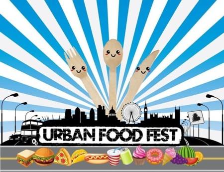Urban Food Fest: un plan para ponerse las botas en Londres a un precio razonable