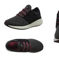 Las zapatillas deportivas New Balance Fresh Foam Cruz V2 Silent Rave pueden ser nuestras desde 27,55 euros en Amazon