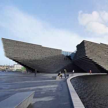 Tenemos nuevo museo de diseño para añadir a la lista de favoritos: este fin de semana se inaugura el V&A escocés