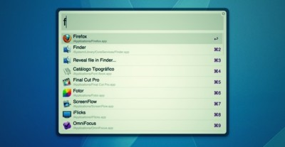 La lista definitiva de workflows para Alfred 2